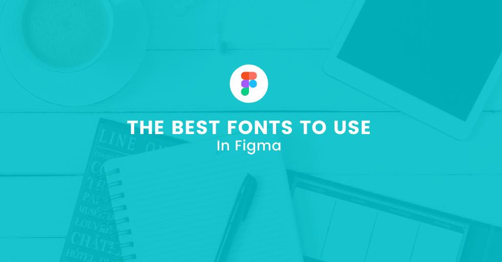 Figma fonts UI design