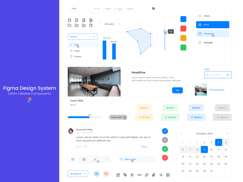 Figma Design System