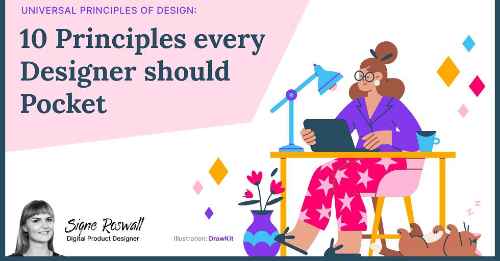 The Universal Principles of Design
