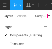 Figma Material Design Desktop Kit Documentation - SaaS Design