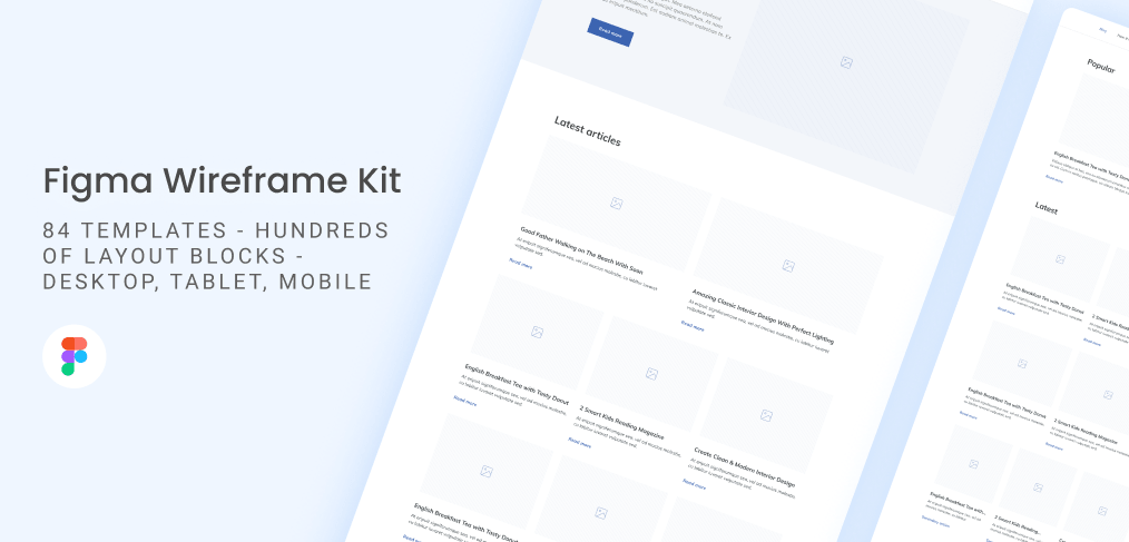 figma wireframe template