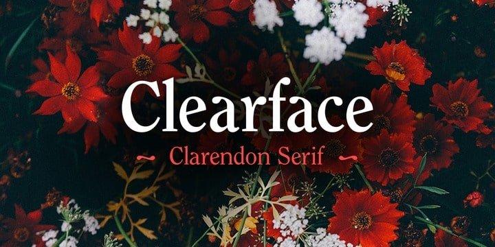 itc clearface