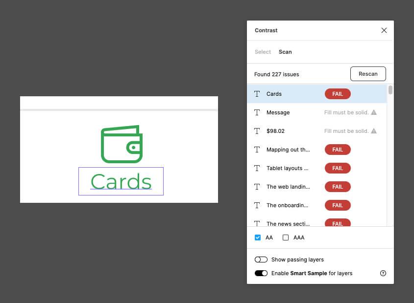 cards plugin
