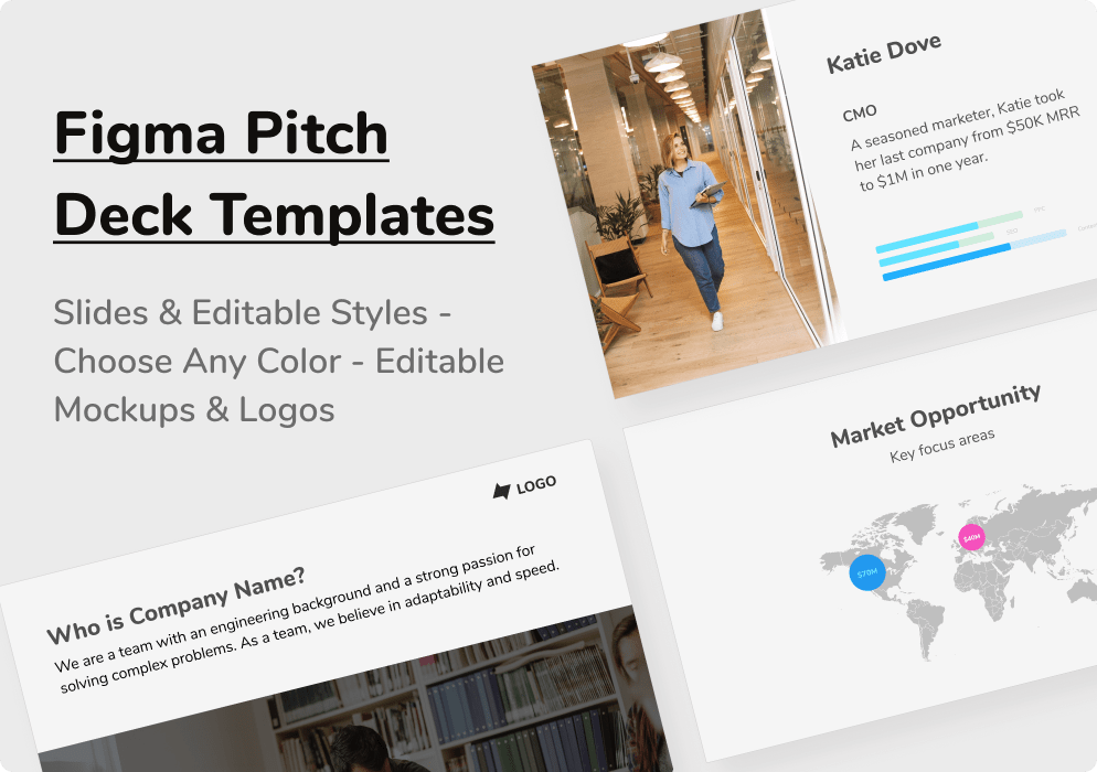figma presentation template